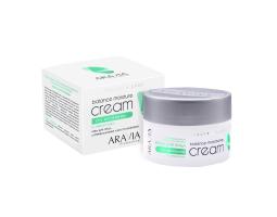 Крем для лица суперувлажнение и восстановление с мочевиной (10%) и пребиотиками Balance Moisture Cream