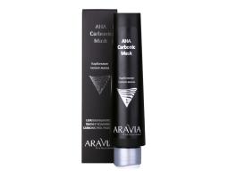 Карбоновая пилинг-маска AHA Carbonic Mask, 100мл, ARAVIA Professional
