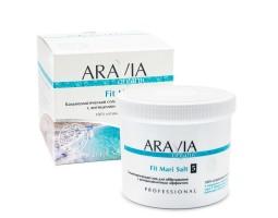 Бальнеологическая соль для обёртывания с антицеллюлитным эффектом Fit Mari Salt, 730 г