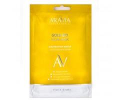 Альгинатная маска с коллоидным золотом Gold Bio Algin Mask, 30 г, ARAVIA Laboratories