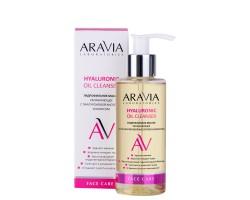 Гидрофильное масло увлажняющее с гиалуроновой кислотой и кокосом Hyaluronic Oil Cleanser ARAVIA Laboratories