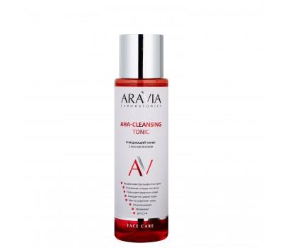 Очищающий тоник с AHA-кислотами AHA-Cleansing Tonic ARAVIA Laboratories