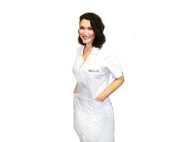 Халат косметолога 44-46, ARAVIA Professional