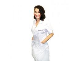 Халат косметолога 52-54, ARAVIA Professional