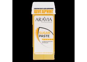 Сахарная паста для депиляции в картридже «Медовая» ARAVIA Professional, 150 г