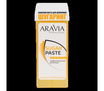 Сахарная паста для депиляции в картридже «Медовая» ARAVIA Professional