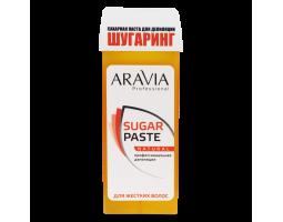 Сахарная паста для депиляции в картридже «Натуральная» ARAVIA Professional, 150 г