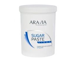 "Сахарная паста для шугаринга «Лёгкая"" ARAVIA Professional,  1500 г"