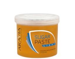 Сахарная паста для депиляции «Легкая» средней консистенции ARAVIA Professional, 750 г