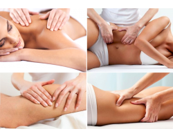 Корректирующий лимфодренажный массаж тела ARAVIA Organic